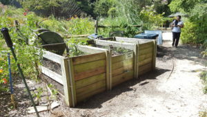Cover photo for Hot Off the Press:  Backyard Composting