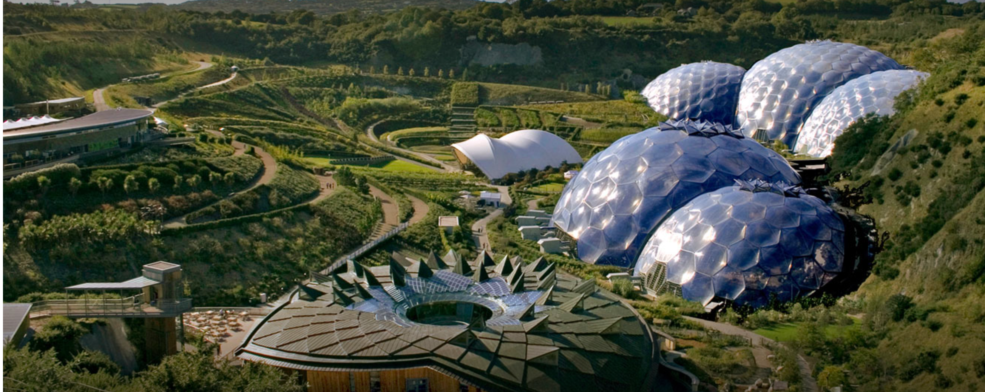Image of The Eden Project
