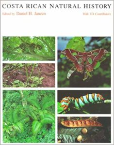 Image of cover of Costarican Natural History