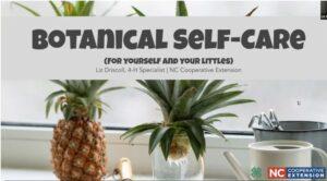 Cover slide Botanical Self-Care