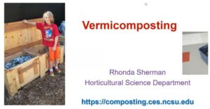 Cover for Vermicopost video